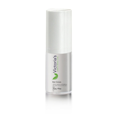 Victoria's Cosmetic Medical Clinic offers eye cream as part of our Victoria's 5 Step Skin Care Range