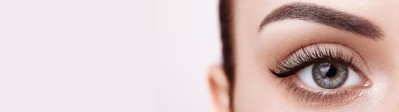 Eyebrows and Eyelash Tinting