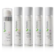 Victoria's 5-Step Skincare Routine