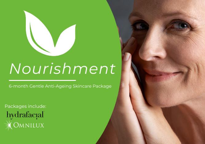 Victoria's Nourishment Skincare Package