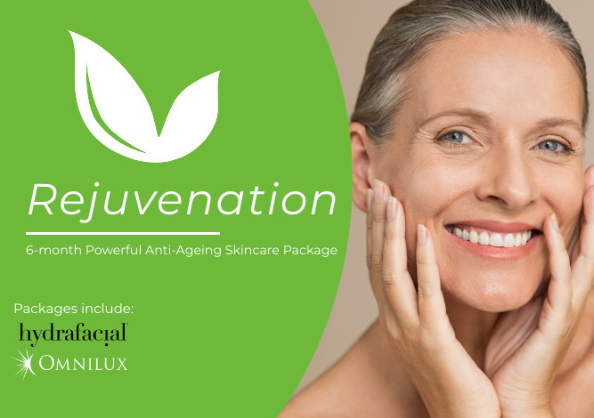 Victoria's Anti-Ageing Rejuvenation Skincare Package